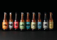 Mac's Beer — The Dieline - Package Design Resource