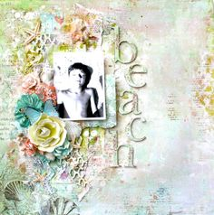 2Crafty Chipboard - Love, Dream by Lisa Griffith