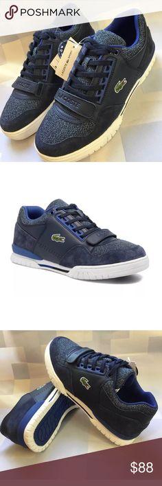 Blue Shoes Mens Canvas Size 9 Without Box