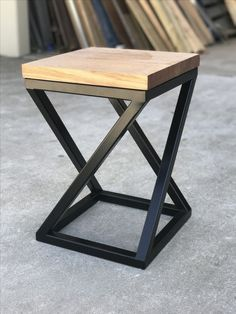 5 Unique Tips Can Change Your Life: Industrial Chair Open Shelves industrial bar table.Industrial Restaurant Galleries i Welded Furniture, Iron Furniture, Steel Furniture, Furniture Design, Loft Furniture, Furniture Ideas, Furniture Stores, Chair Design, Geometric Furniture