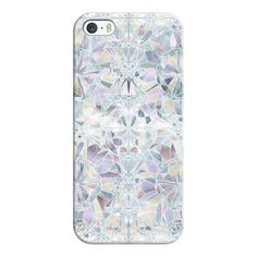 iPhone 6 Plus/6/5/5s/5c Case - Solitaire - diamond ($35) ❤ liked on Polyvore featuring accessories, tech accessories, iphone case, iphone cover case, slim iphone case and apple iphone cases