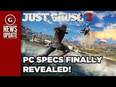 Just Cause 3's PC Specs Revealed - GS News Update