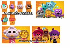 Etiquetas Zoo Songs, Scooby Doo, Minions, Baby Boy, Baby Shower, Boys, Aurora, Party, Character
