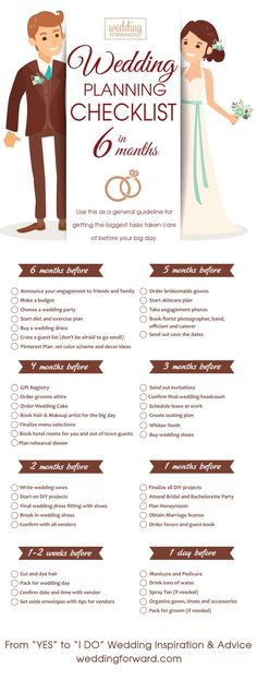 Wedding Planning Tips From Wedding Planners ❤ See more: http://www.weddingforward.com/wedding-planning-tips-from-wedding-planners/ #weddings