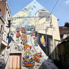 As #Brussels gets ready for the #comicsfestival Can you help us find Boule & Bill? #Bcomics http://visitbrussels.be/bitc/BE_en/comics-festival/content/13180/brussels-hosts-the-3rd-comic-strip-festival.do
