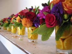 wedding reception table flowers - Yahoo Image Search Results