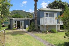 Original Kiwi Bach - Mahanga in Mahia Beach, Wairoa District | Bookabach http://www.bookabach.co.nz/baches-and-holiday-homes/view/25100