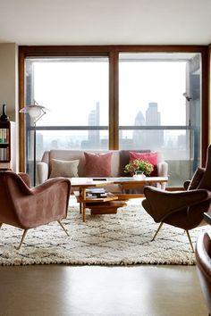 Barbican Flat | Mid Century Design | Maria Speake Retrouvius | Interior Design (houseandgarden.co.uk)