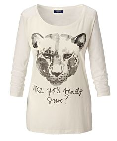 Are you really sure? #tiger #leo #shirt #conleys