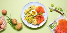 Preistoemp met gerookte zalm en zachtgekookt ei Avocado Toast, Food And Drink, Healthy Recipes, Healthy Food, Favorite Recipes, Dinner, Vegetables, Drinks, Green Soup