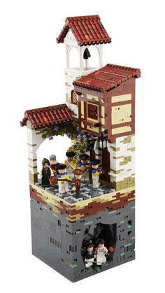 Pocket: A Lover's Tale: Part 3 - Fleeing the City by Ayrlego