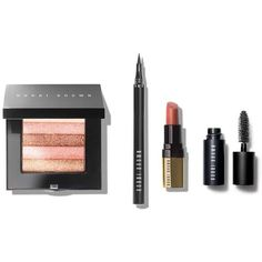 Bobbi Brown Instant Glam Set (66 BAM) ❤ liked on Polyvore featuring beauty products, beauty, makeup, gift sets and neutral