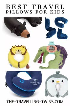 The best travel pillow for kids (2021 reviews) – The Travelling Twins Kids Travel Pillows, Kids Pillows, Leg Pillow, Travel General, Neck Pillow Travel, Toddler Backpack, Travel With Kids, Tween, Cool Kids