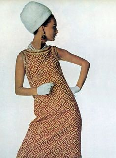 Photo by Penn. Vogue 1965