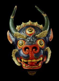 magictransistor: Dance Mask, Deer Mask, Lakhe,... - xxxxJPGxxxx!!!!!