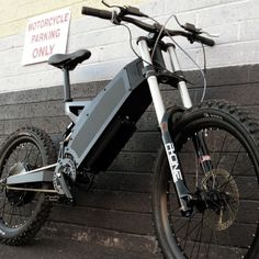 Stealth Fighter 35Mph Electric Mountain Bike, £8,758.80