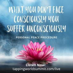 Gain clarity on what is holding you back and create an action plan to clear what is limiting you. In this powerful process, you'll learn how to use Tapping to achieve lasting personal peace.
