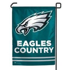 "Philadelphia Eagles 11""x15"" Garden Flag"