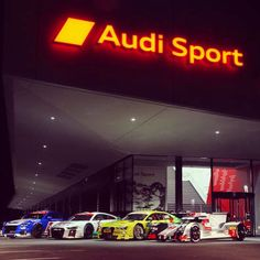 adrientambay The #AudiSport beauties are ready for #2015 !! Finally back in the car next week!! Can't wait really!! #Audi #Welcomechallenges #Vorsprungdurchtechnik #2015 #DTM #RS5 #WEC #Audi #R8 #LMS #TT #Racing #Car #Instaday #Picoftheday #Sunday