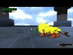 """Dremico's Native Games: (Colaboration) """"Child of Terra"""" grobic vs hero"""
