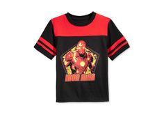 Marvel Boys' Iron Man T-Shirt - Shirts & Tees - Kids & Baby - Macy's