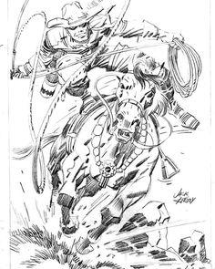 Comic Books Art, Comic Art, Book Art, Marvel Art, Marvel Comics, Jack Kirby Art, Jack King, John Romita Jr, Manga Anime
