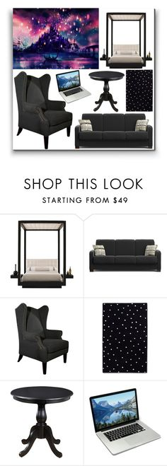 """""""Modern Kingdom"""" by dreamingdaisy ❤ liked on Polyvore featuring interior, interiors, interior design, home, home decor, interior decorating, Disney, Kate Spade and modern"""