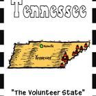 Tennessee State Symbol and Research Packet $