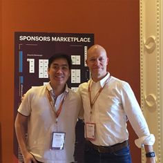 Thai Son from SmartOSC - our partner for Meet Magento Vietnam #magento #meetmagento #mm15vnm