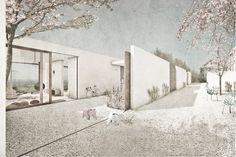 Nach Hause Kommen Winning Proposal / Studio BANG