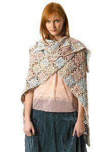 Free Crochet Shawl Patterns and Crochet Wrap Patterns   AllFreeCrochet.com
