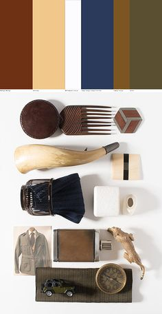 Nelly Rodi - « ARISTO CHIC» Color Trend SS2017 A palette of aristochic tones composes the refined geometry of the new classics. Deep indigo blue and ecru structure the elegant shades of brown and khaki. Just as in the 1930s, adventurers neatly clad in safari jackets head off to the open grasslands of Africa in the quest for wild, untamed beauty.