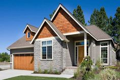 Two-Story Home with Open Living Area - 6952AM | Architectural Designs - House Plans