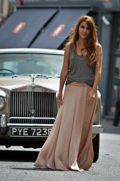 simona-mar-handmade-jewellery-summer-street-style-blog-zara-long-maxi-silk-flowy-skirt1