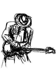 WANT A SHOUTOUT ?   CLICK LINK IN MY PROFILE !!!    Tag  #DRKYSELA   Repost from @fromthesoledesigns   Stevie Ray Vaughan drawing #srv #abstract #art #blues #music #fender #texas #stratocaster #linedrawing #guitar #rockandroll #worldofpencils via http://instagram.com/zbynekkysela