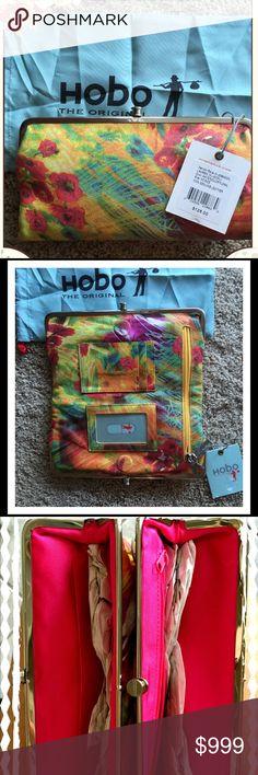 %AUTHENTIC HOBO LAUREN WALLET/CLUTCH NWT Details to follow HOBO International Bags Wallets