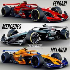 2021 concept cars with new, old and current liveries 😍. Which one is your favourite? COMMENT BELOW ⬇️ . Credits to 2021 concept cars with new, old and current liveries 😍. Which one is your favourite? COMMENT BELOW ⬇️ . Credits to Ferrari F80, Ferrari Racing, F1 Racing, Mercedes Benz, Formula 1 Car, Futuristic Cars, Amazing Cars, Fast Cars, Luxury Sports Cars