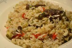 Riz 3 légumes recette cookeo simple et rapide