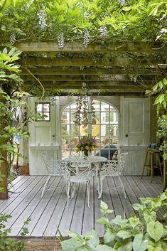 Les 2701 meilleures images de ℬalcon Terrasse Porche Pergola ...