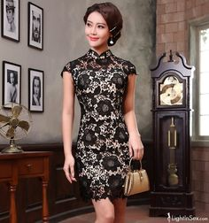132362acf68c cheongsam · I believe in pink. I believe that laughing is the best calorie  burner. I