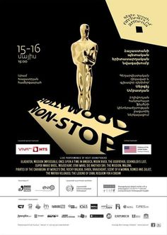 "JM ARMENIA: ""Hollywood Non-Stop"" -  a synthesis of music and youth or when classical music meets classical movies soundtrack"