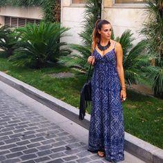 Me encantan los paseos de domingo...y alargarlos todo lo posible!!! Hoy...creo caera un heladito rico!!! Caprichito de la semana...🍦 #outfit #outfitoftheday #fashionblogger #fashionista #summer #summertime #happy #followme #blogger #instablogger #verano #trendy #cool #fashion #fashiongirl #accessories #accesorios #complementos #complement  #followme #coloranta #bohochic