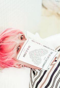 Kim Junsu | 'The Musical' Magazine August 2014 Issue