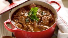 ... stew gluten fre beef free food burgundy stew stoofvlees met stew