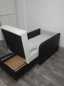 Sümbül refakatçi koltuğu