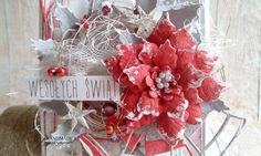agnieszkapasjonata Christmas Wreaths, Holiday Decor, Home Decor, Decoration Home, Room Decor, Home Interior Design, Home Decoration, Interior Design