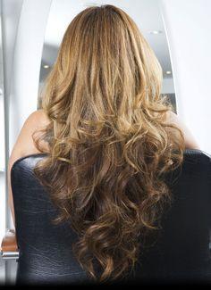 Impressions Salon of Farmingdale Hair Extensions