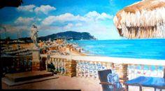 Terrazza Ristorante Acropoli. Porto Recanati.