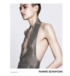 Seriously Ruined: FANNIE SCHIAVONI | AW15