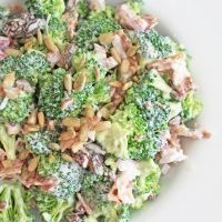 Broccoli Salad by The Joy of Eating Clean